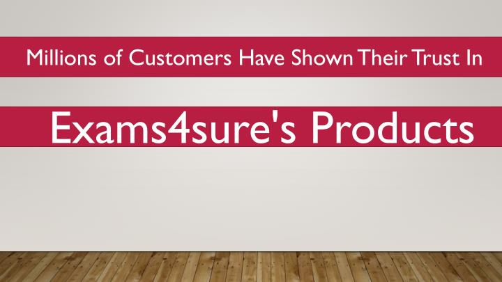 Millions of Customers Have Shown Their Trust In