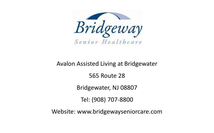 Avalon Assisted Living at