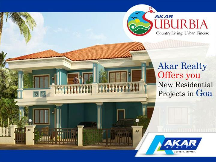 Residential projects in goa