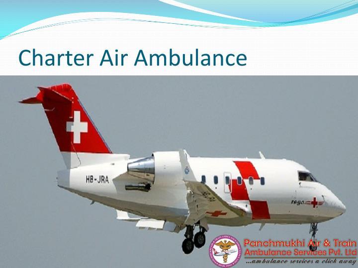 Charter Air Ambulance