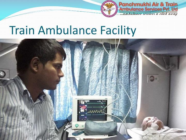 Train Ambulance Facility