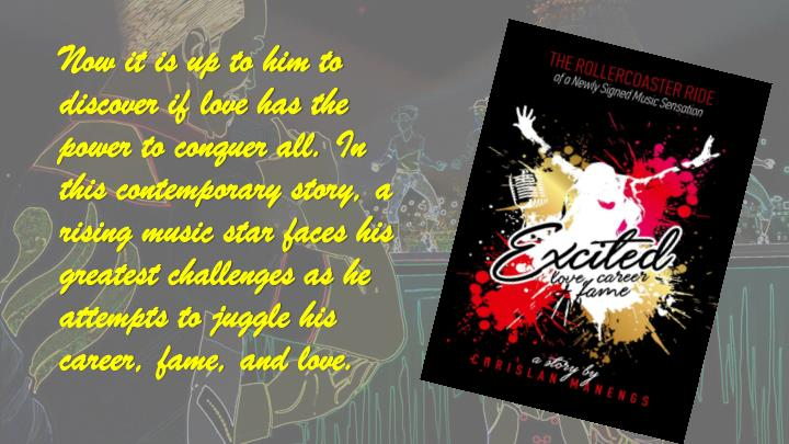 Now it is up to him to discover if love has the power to conquer all. In this contemporary story, a rising music star faces his greatest challenges as he attempts to juggle his career, fame, and love.