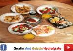 gelatin and gelatin hydrolysate3
