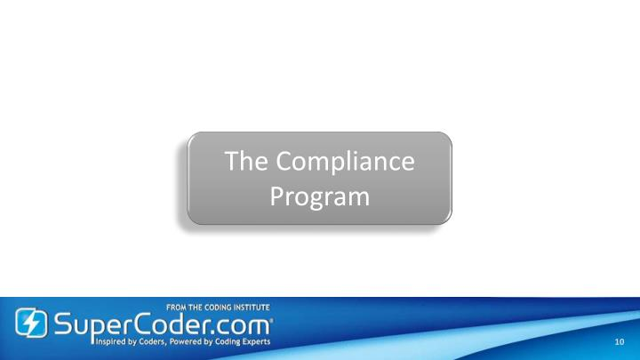 The Compliance