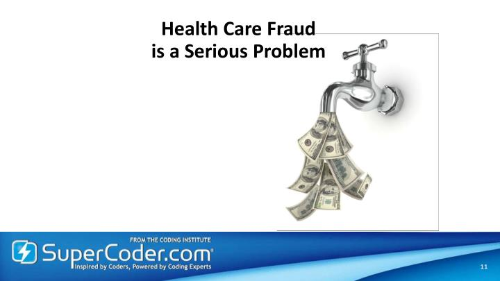 Health Care Fraud