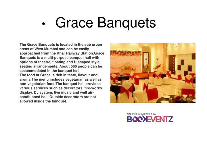 Grace Banquets