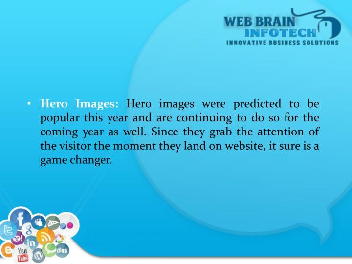 Hero Images: