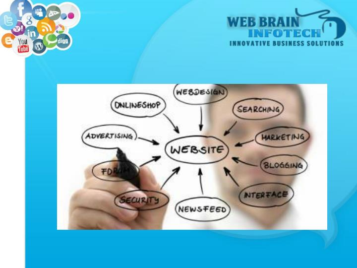 5 points that will make your website stand out web brain infotech
