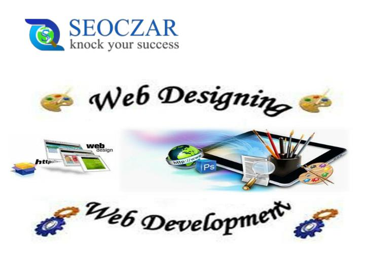 Web designing development service in delhi seoczar