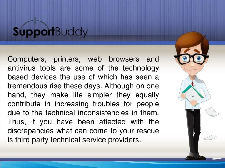 Computers, printers, web browsers and