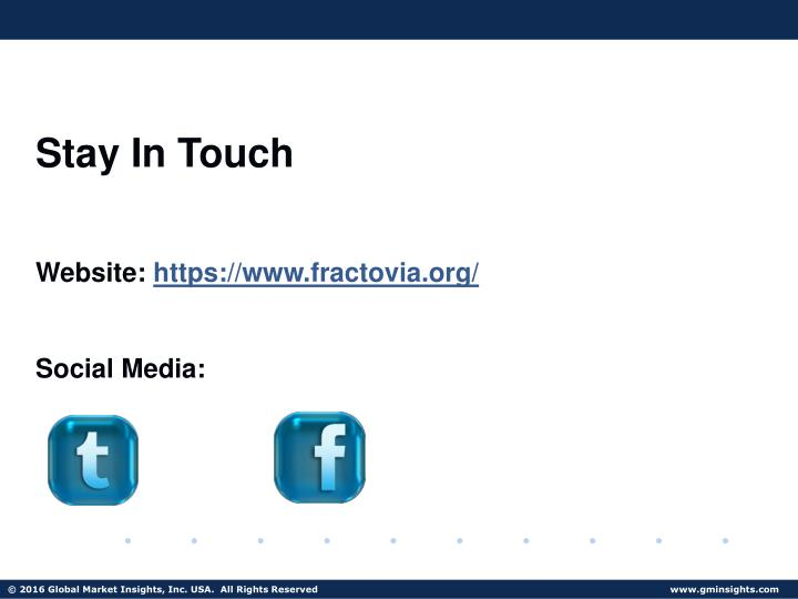 Stay In Touch