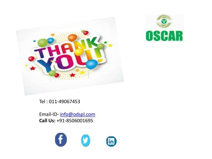 Tel : 011-49067453