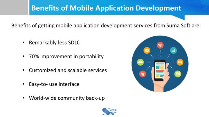 Benefits of Mobile Application Development