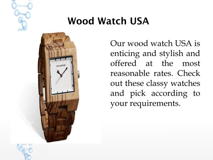 Wood Watch USA