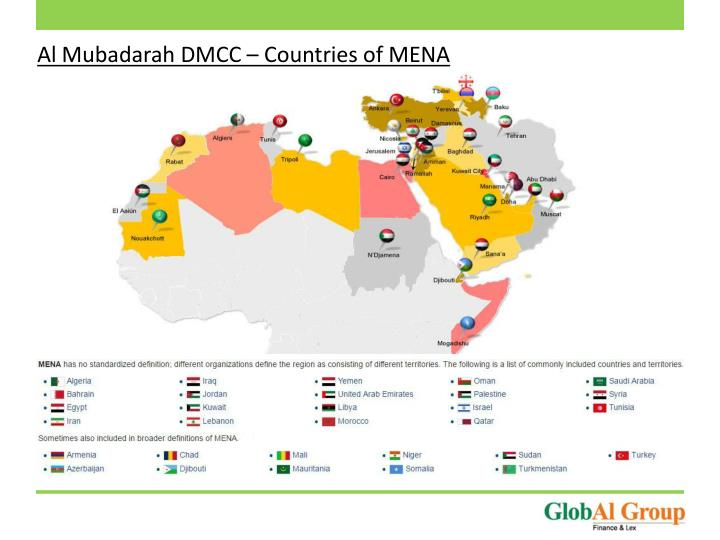 Al Mubadarah DMCC
