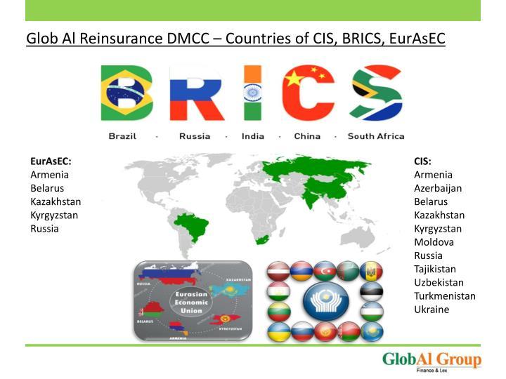 Glob Al Reinsurance DMCC