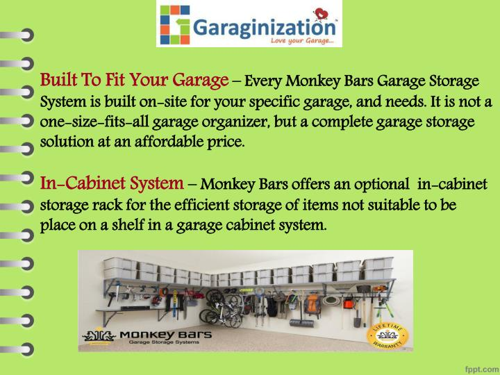 Built To Fit Your Garage