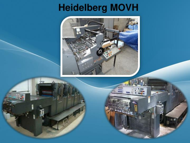 Heidelberg MOVH