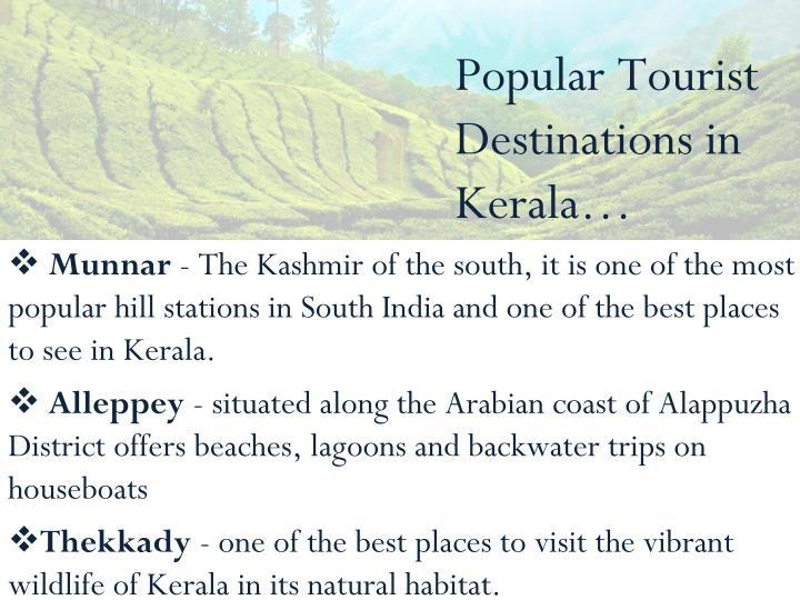 Popular Tourist