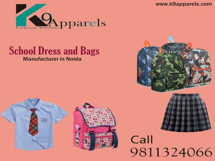 Best school dress manufacturer in noida