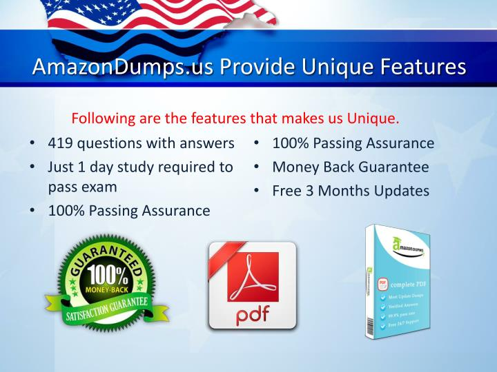 AmazonDumps.us Provide Unique Features