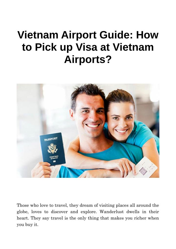 Vietnam Airport Guide: How