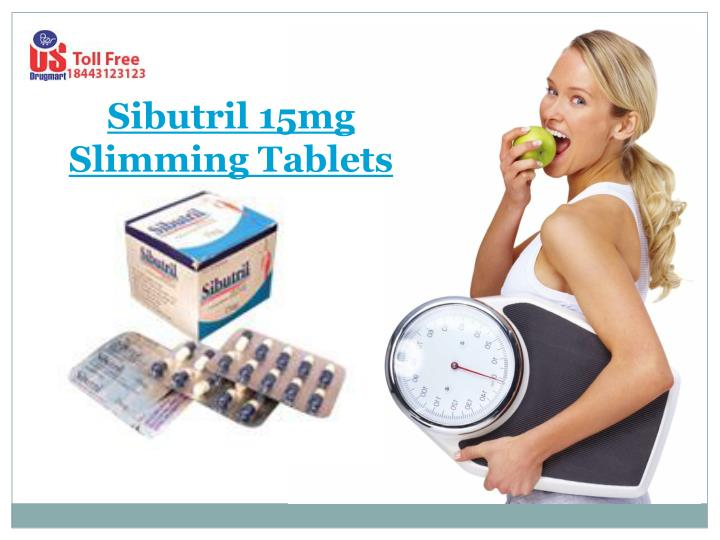 Sibutril 15mg Slimming Tablets