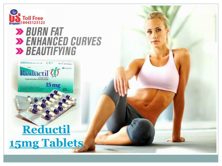 Reductil 15mg Tablets
