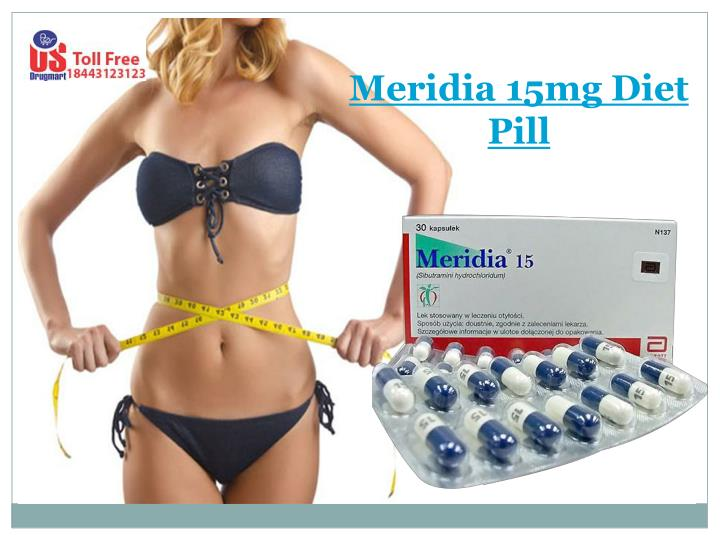 Meridia 15mg Diet Pill