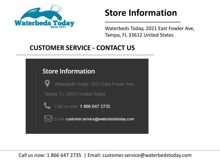 Store Information