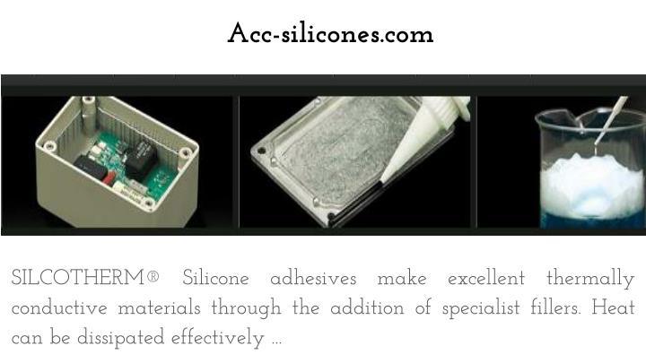Acc-silicones.com