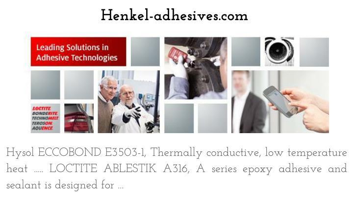 Henkel-adhesives.com