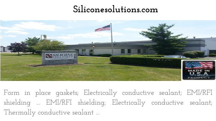 Siliconesolutions.com