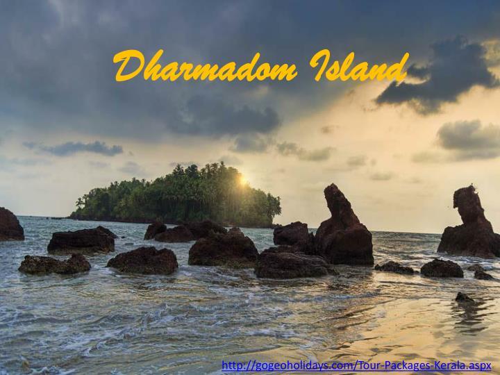 Dharmadom Island