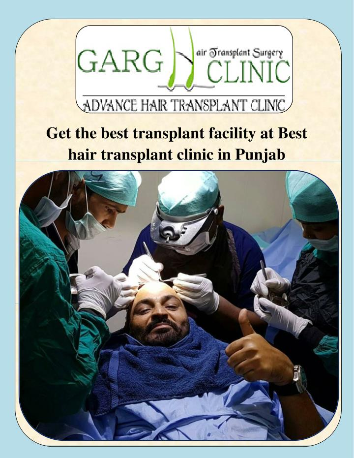 Get the best transplant facility at Best