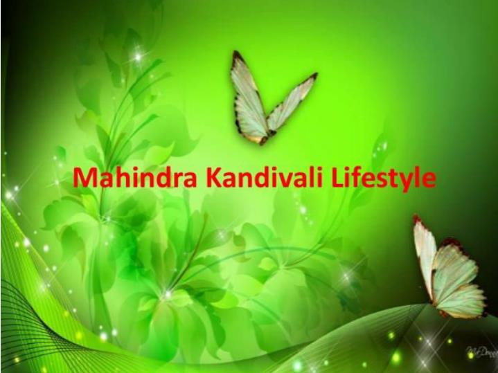 Mahindra lifespaces kandivali