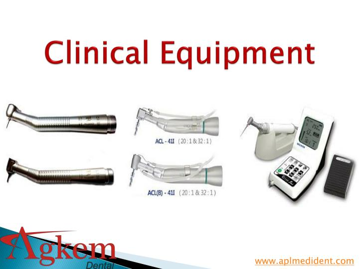 Clinical Equipment