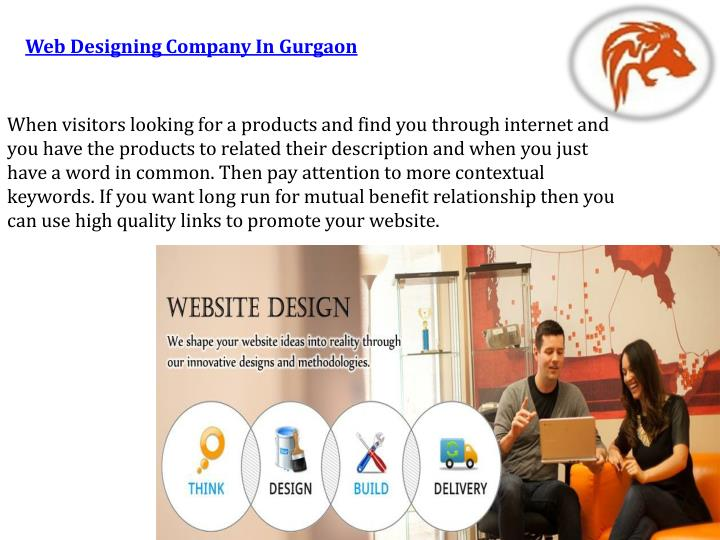 Web Designing Company In