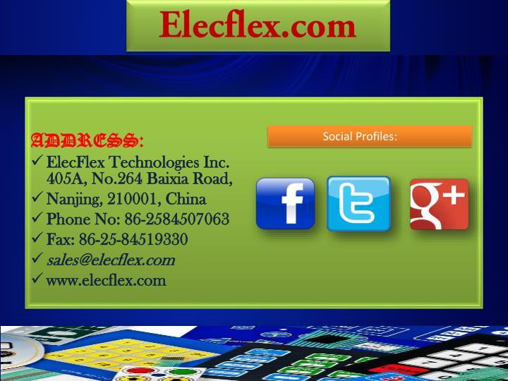 Elecflex.com