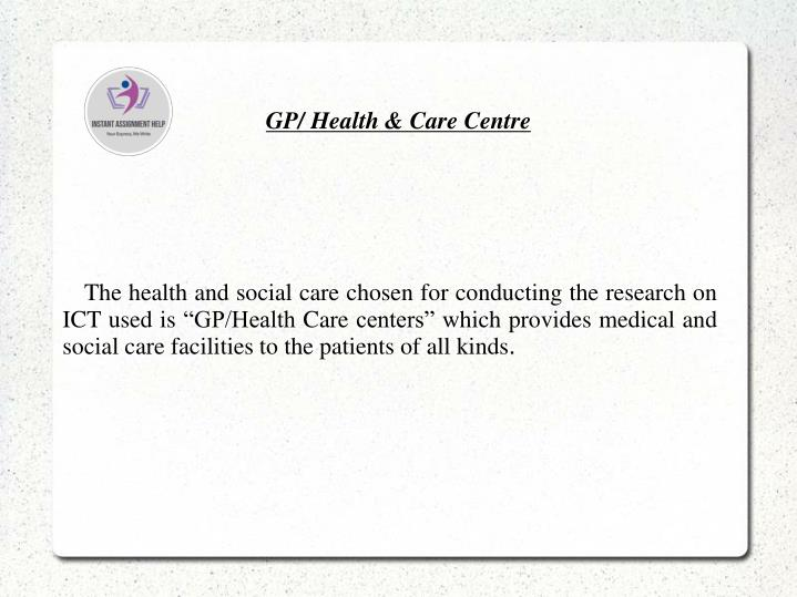 Gp health care centre