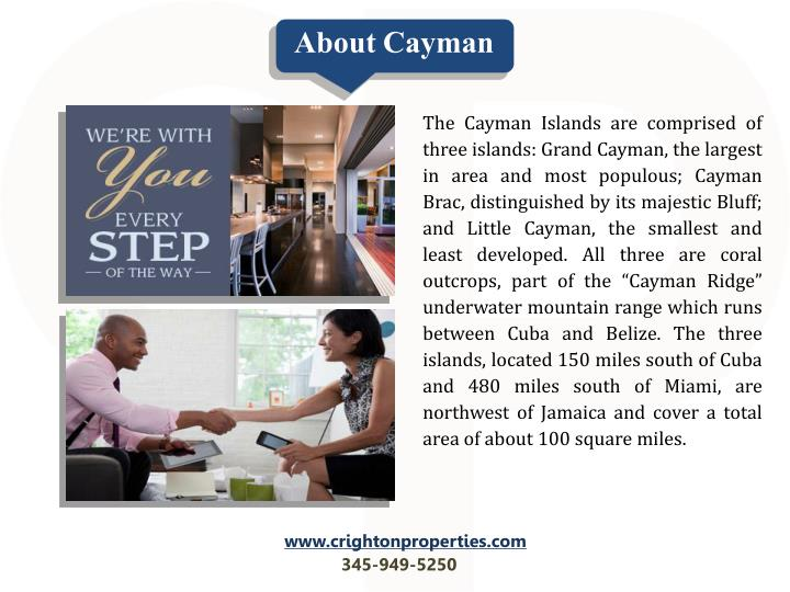 About Cayman