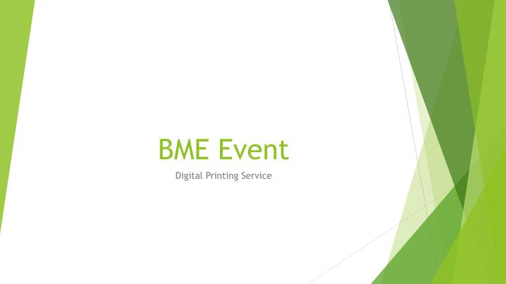 Bme event