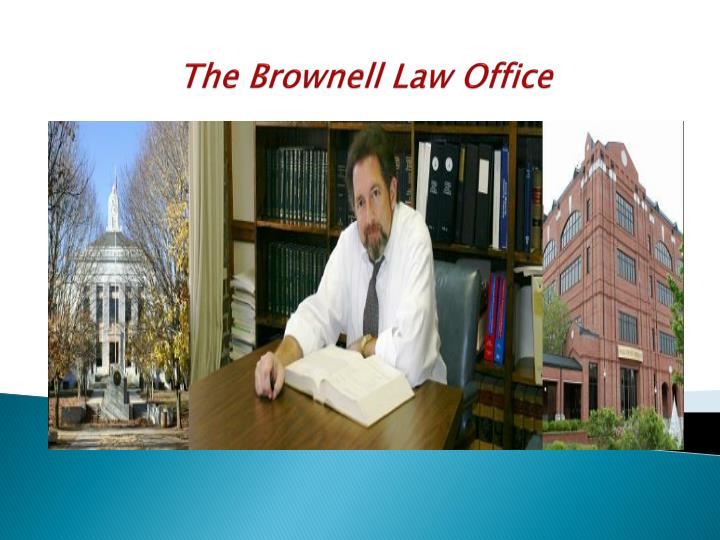 The brownell law office