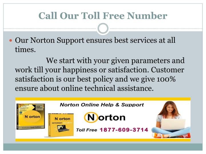 Call Our Toll Free Number