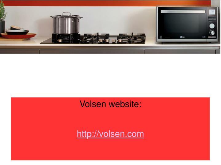 Volsen website: