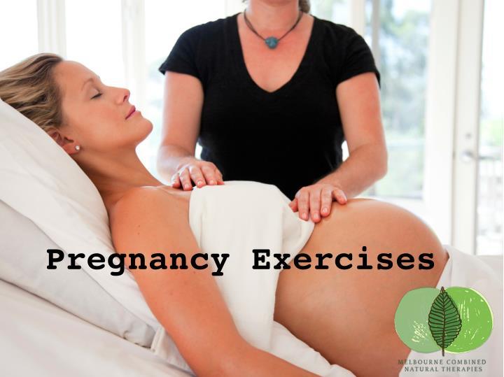 PregnancyExercises