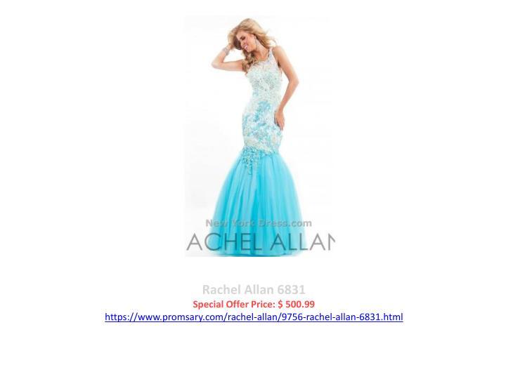 Rachel Allan 6831