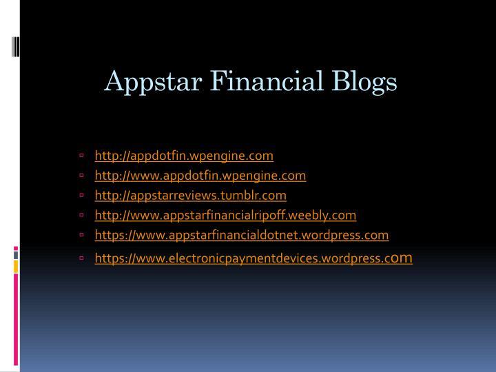 Appstar