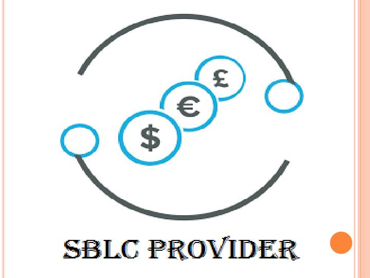 Direct provider of sblc bg mtn
