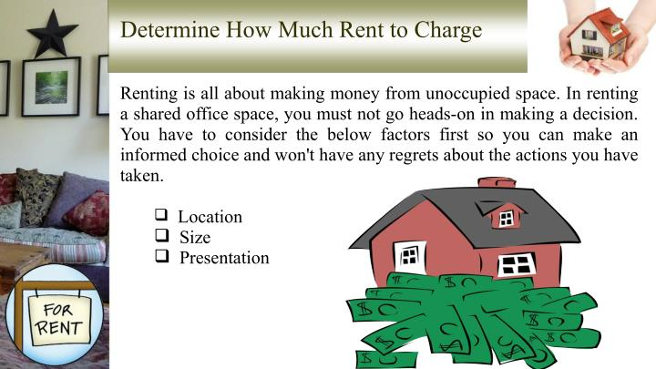 Determine How Much Rent to Charge